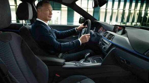 Cliente BMW soddisfatto